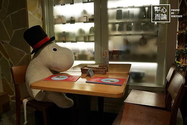 Moomin Café 嚕嚕米主題餐廳 (33)