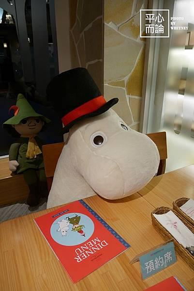 Moomin Café 嚕嚕米主題餐廳 (34)