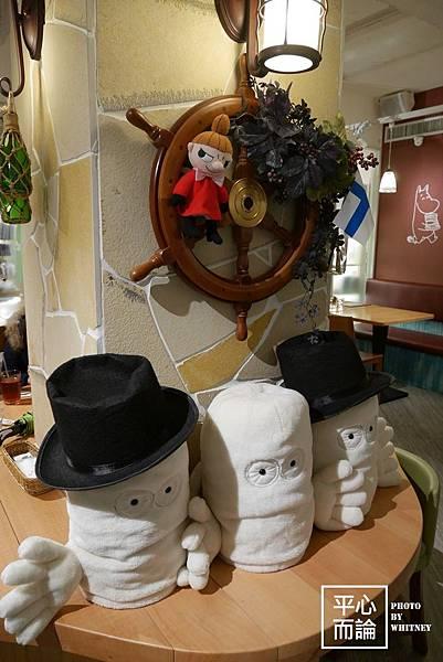 Moomin Café 嚕嚕米主題餐廳 (37)