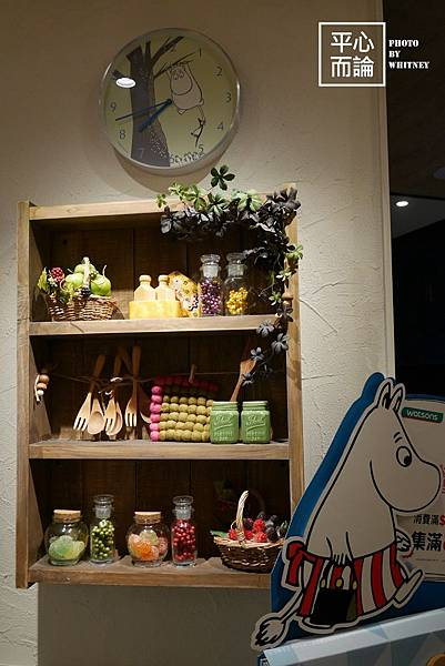 Moomin Café 嚕嚕米主題餐廳 (38)