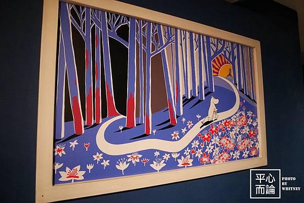 Moomin Café 嚕嚕米主題餐廳 (40)