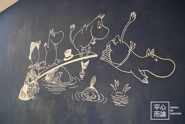 Moomin Café 嚕嚕米主題餐廳 (43)