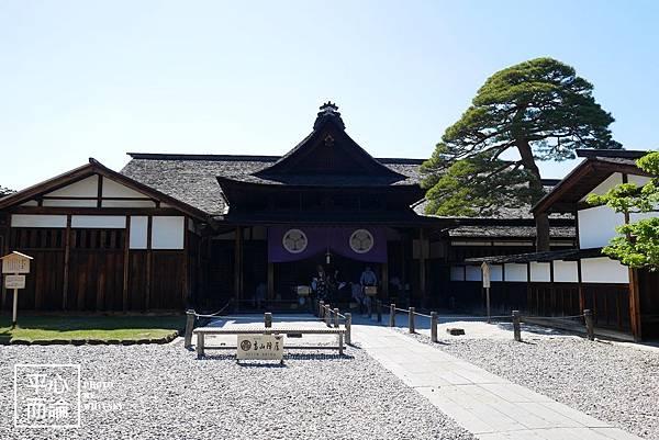 高山陣屋 (3)