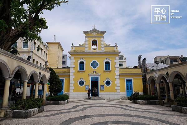 路環聖方濟各聖堂 (4)