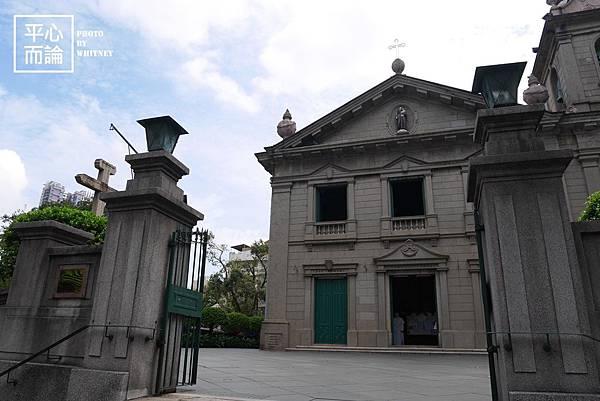 聖安多尼教堂(花王堂) (1)