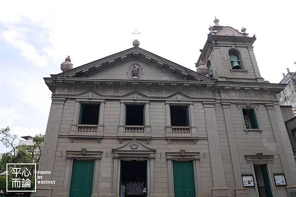 聖安多尼教堂(花王堂) (2)