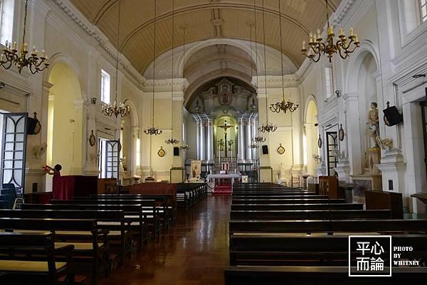 聖安多尼教堂(花王堂) (3)