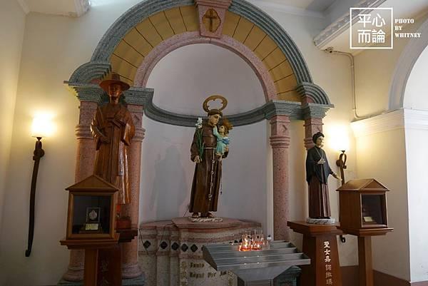 聖安多尼教堂(花王堂) (4)
