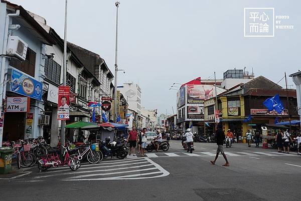 牛干冬街 Lebuh Chulia (1)