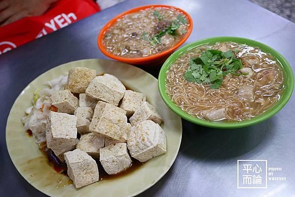 中港蚵仔麵線臭豆腐 (3)