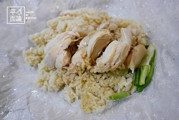 伍秀澤海南雞飯 (7)
