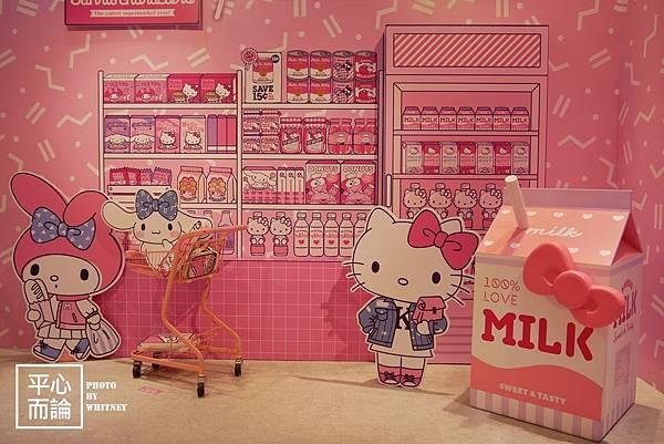 三麗鷗粉紅閨蜜期間限定店 (33)