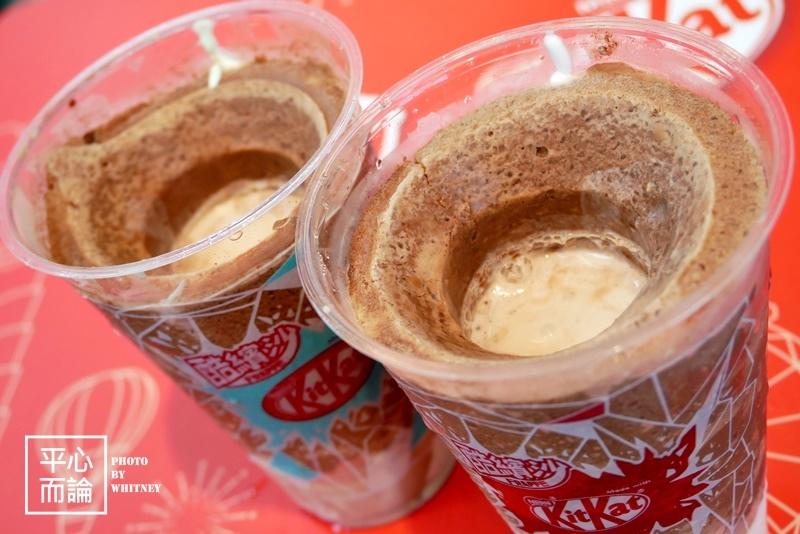 KitKat巧克力酷繽沙 (4).JPG