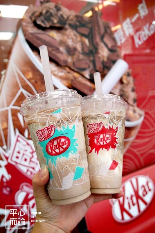 KitKat巧克力酷繽沙 (8).JPG