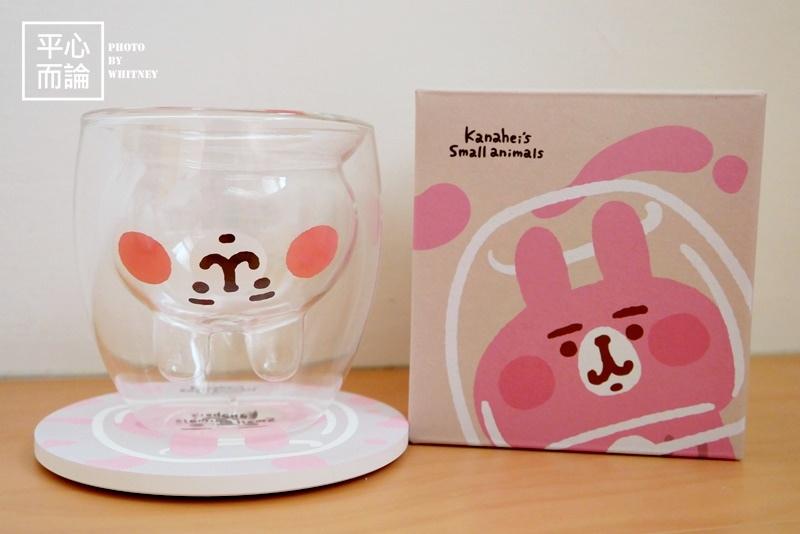 卡娜赫拉的小動物造型雙層玻璃杯 (6).JPG