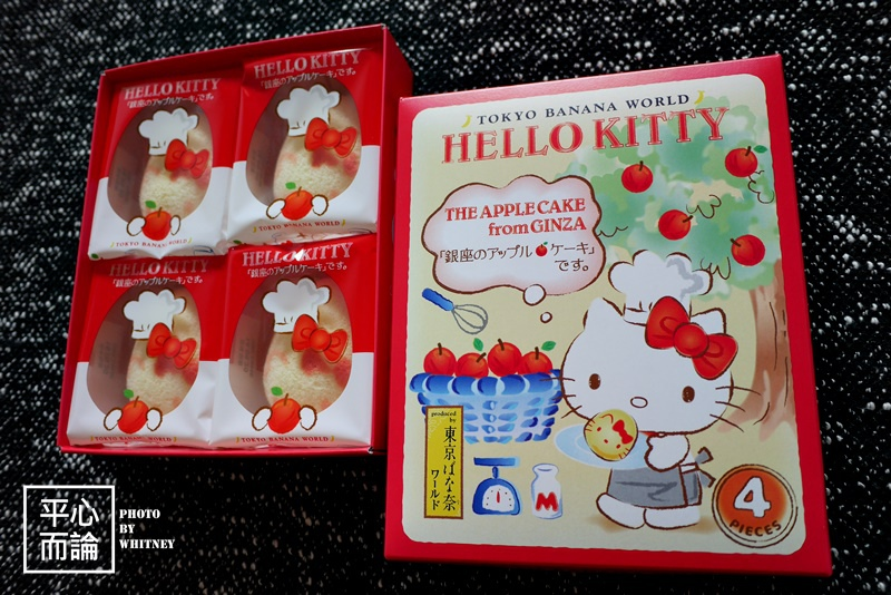 Tokyo Banana x Hello Kitty蘋果蛋糕 (6).JPG