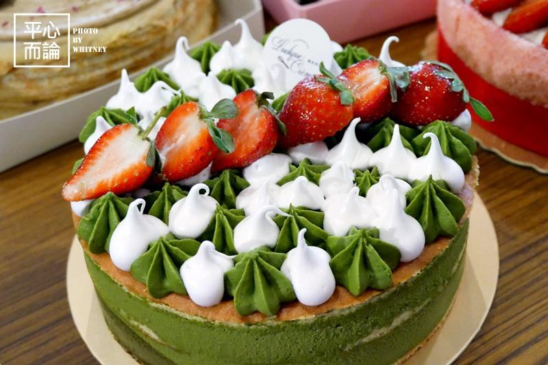 Ludique Creme 調皮奶油 Mothering cake-抹茶卡士達.JPG