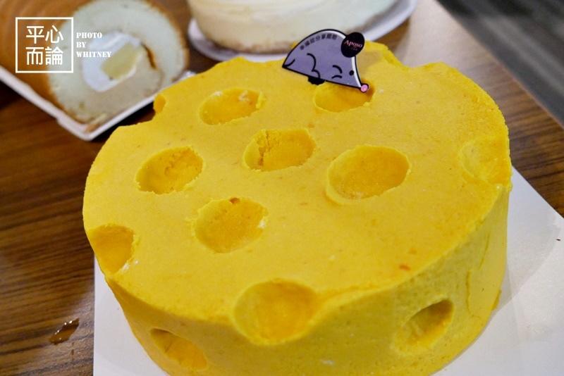 Aposo 艾波索法式甜點 傑利乳酪.JPG