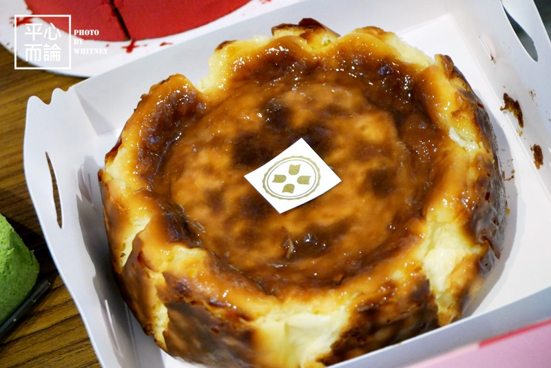 UMAI手作甜點 巴斯克乳酪蛋糕.JPG