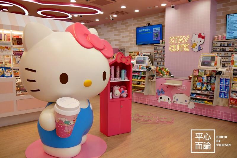7-11 六福門市-Hello Kitty聯名店 (7).JPG