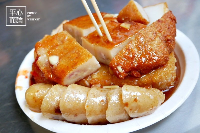 板橋黃石市場 蘿蔔糕 糯米腸 芋粿Q (6).JPG