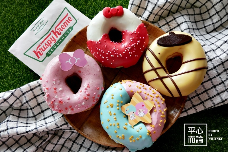 Krispy Kreme甜甜圈 x 三麗鷗 Sanrio (11).JPG