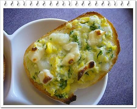 玉米雞肉蔬菜烤軟法