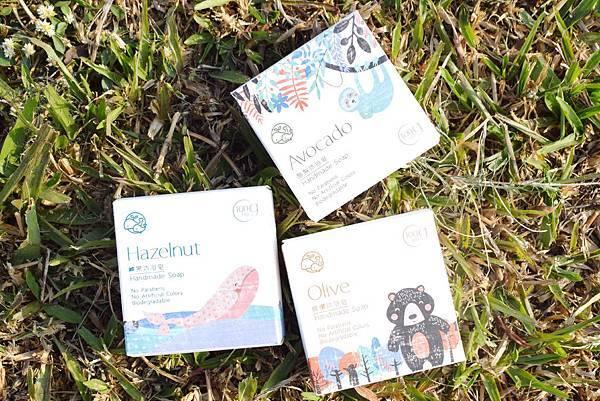 歐米綠天然手工皂-酪梨沐浴皂-榛果沐浴皂-橄欖沐浴皂-手工皂推薦