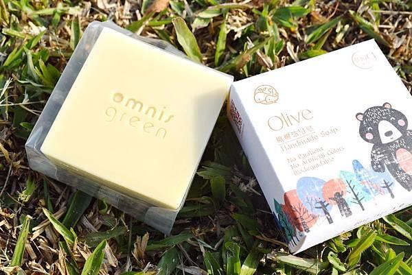 橄欖沐浴手工皂-天然手工皂推薦