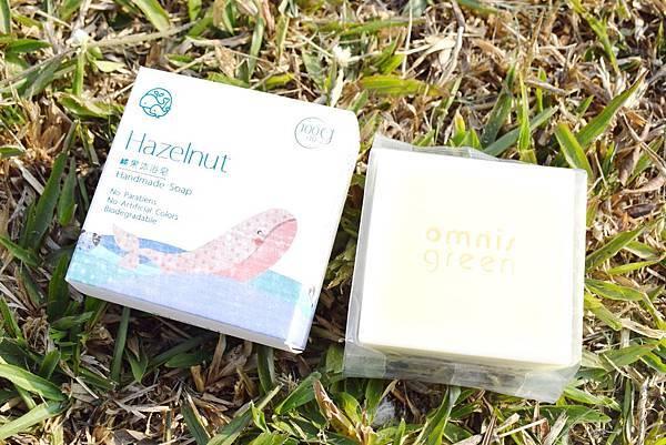 榛果洗顏沐浴皂-天然手工皂推薦