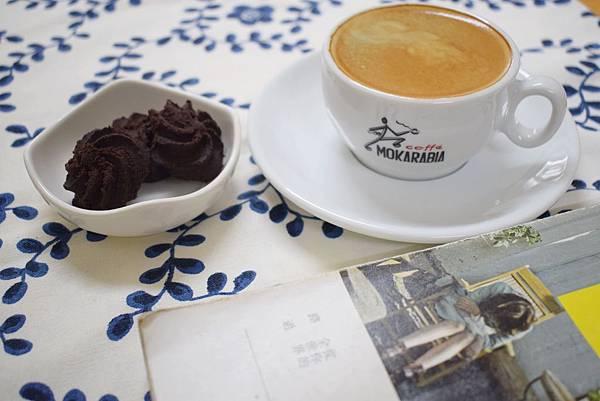 義大利膠囊咖啡機 MOKARABIA (18)
