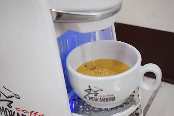義大利膠囊咖啡機 MOKARABIA (13)