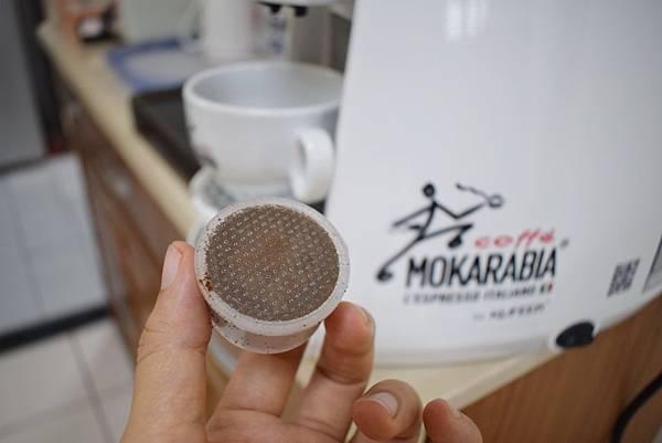 義大利膠囊咖啡機 MOKARABIA (9)
