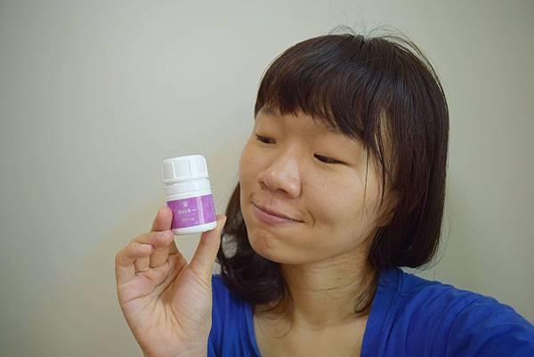 康偲COMS喉立淨 蔓越莓爆漿球  (8)