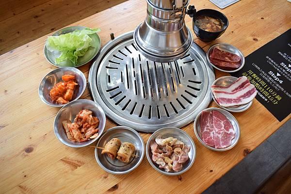 嘉義五花肉•KR 韓國炭火BBQ (12)
