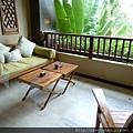 峇里島飯店必備陽台