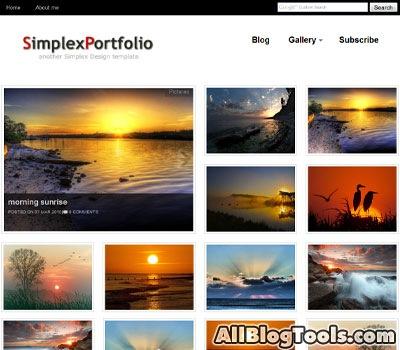 simplexportfolio