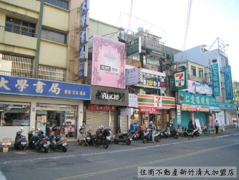 清大夜市店面5