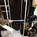置物架短柱安裝方式