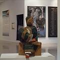 朱銘和他的雕像
