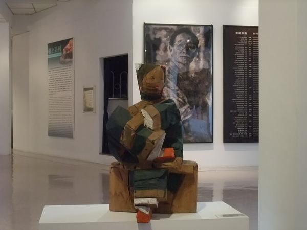 朱銘和他的雕刻.JPG