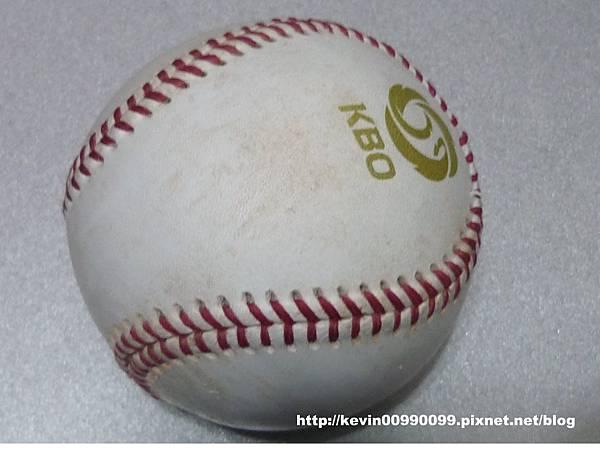 KBO OFFICIAL BALL 3