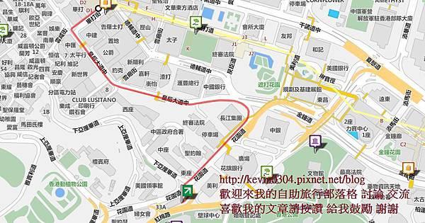 15C 花園道 山頂纜車總站 往 中環 天星碼頭 2.jpg