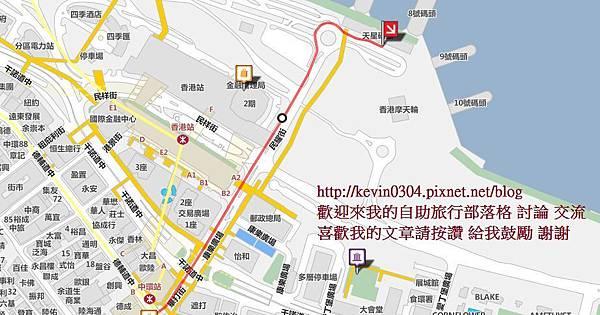 15C 花園道 山頂纜車總站 往 中環 天星碼頭 1.jpg