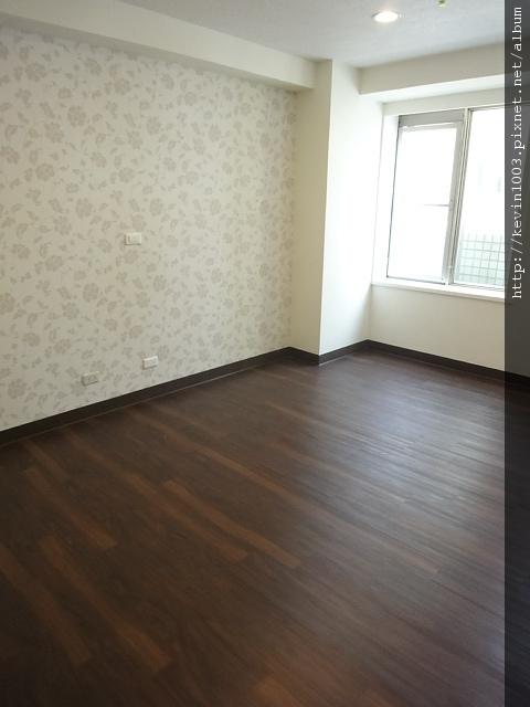 完工後的房間