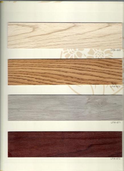鈦經*典- 時尚木紋長條塑膠地板