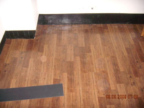使用優品長條地板