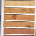 南亞華麗長森系列~木紋長條塑膠地板3.0mm