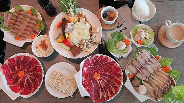 【新竹美食】百味釜精緻鍋物-新鮮食材直送,龍膽石斑入鍋,享用完還可以直接買菜