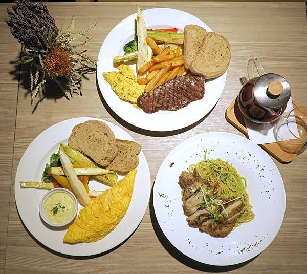 Moi cafe桃園統領店-來自芬蘭的輕食早午餐、義大利麵、下午茶,享受悠閒氛圍/台北美食